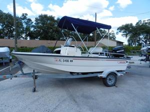Used Boston Whaler 150 Montauk Saltwater Fishing Boat For Sale