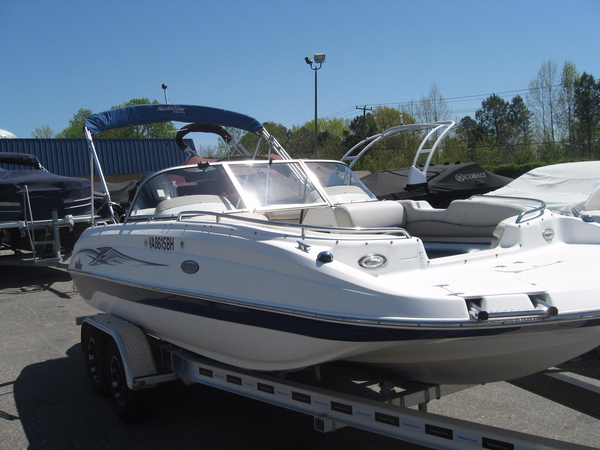 Used Nauticstar 205 DC Sport Deck Boat For Sale