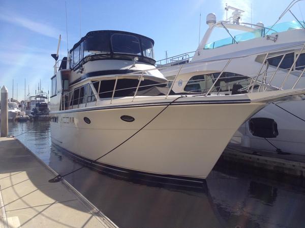 Used Californian 45 Motor Yacht Motor Yacht For Sale