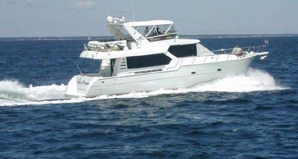 Used Altima 55 Pilothouse Boat For Sale