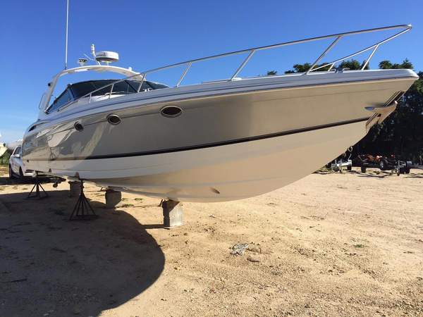 Used Formula 40 SS Express Cruiser Boat For Sale