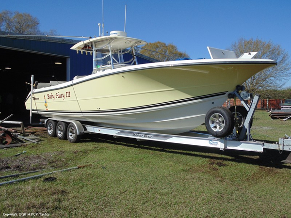 Used Triton 351 Center Console Center Console Fishing Boat For Sale