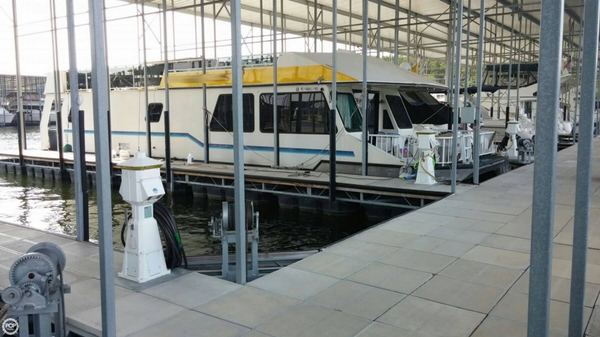Used Fun Country 58 x 14 House Boat For Sale