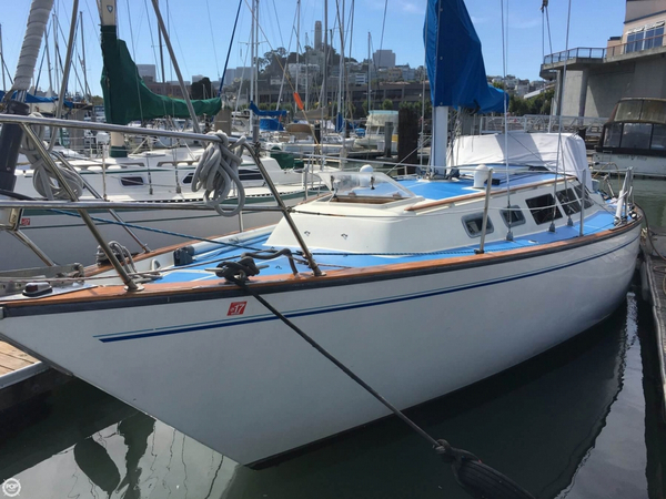 Used S2 Yachts 11.0 A Sloop Sailboat For Sale