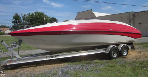 Used Crownline 266 LTD High Performance Boat For Sale