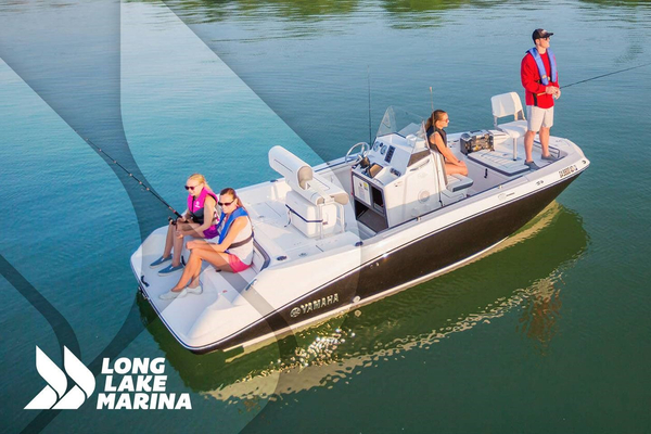 New Yamaha 190 FSH Deluxe Other Boat For Sale