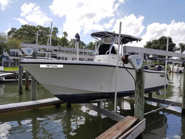 Used Mako 234 Center Console Fishing Boat For Sale