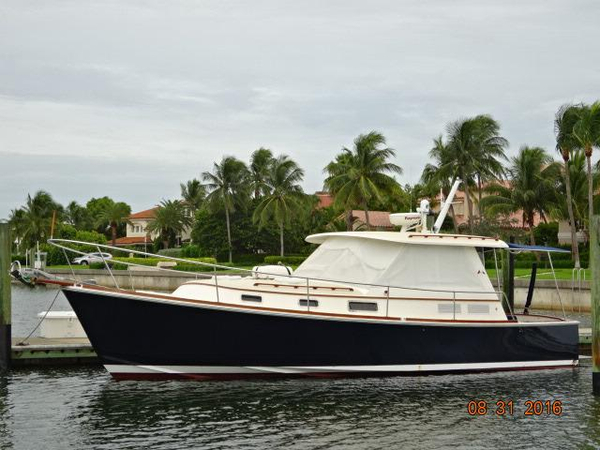 Used Bruckmann Bluestar 366 Express Cruiser Boat For Sale