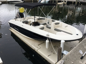 Used Bayliner Element XL Bowrider Boat For Sale
