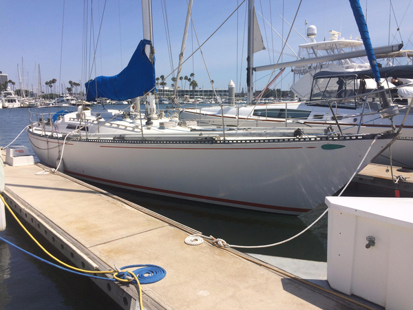 Used C Custom 43 Racer and Cruiser Sailboat For Sale