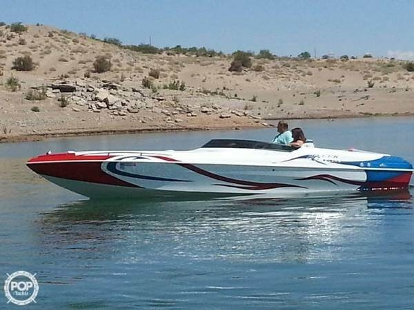 Used Sleekcraft Enforcer High Performance Boat For Sale