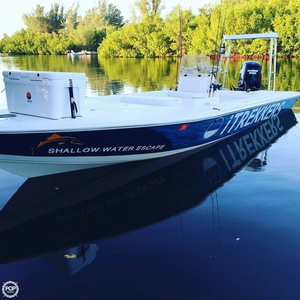 Used Sea Chaser 200 Flats Fishing Boat For Sale