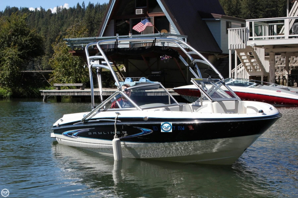 Used Bayliner 195 Limited Edition Olympic Collection Bowrider Boat For Sale