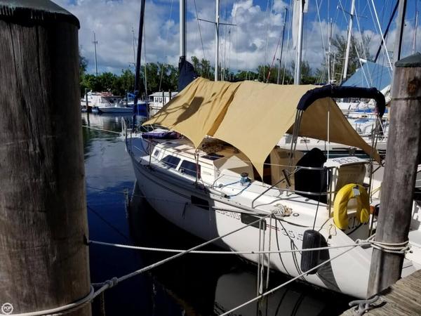Used Hunter 35.5 Legend Sloop Sailboat For Sale