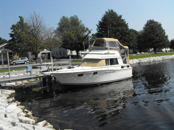Used Carver 3007ac Aft Cabin Boat For Sale