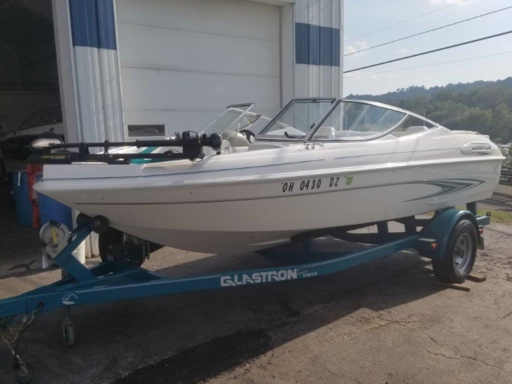2000 used glastron sx 175 ski fish bowrider boat for for Fish and ski boats for sale