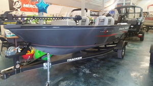 New Tracker Pro Guide V-16 SC Bass Boat For Sale