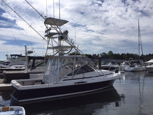 Used Blackfin 32' Flybridge Boat For Sale