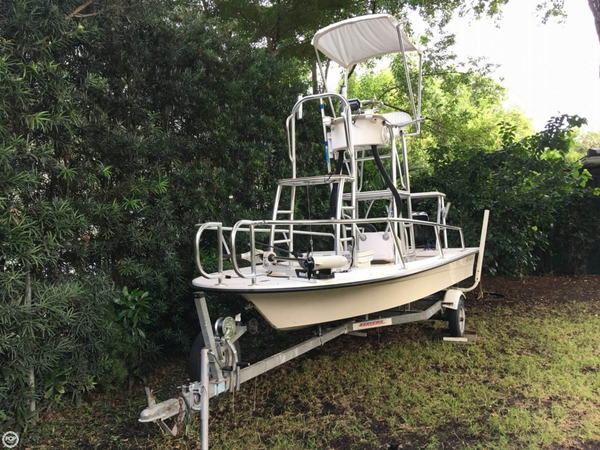 Used Mitzi 17 Bay Boat For Sale