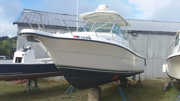 Used Pursuit 2870 WA Saltwater Fishing Boat For Sale