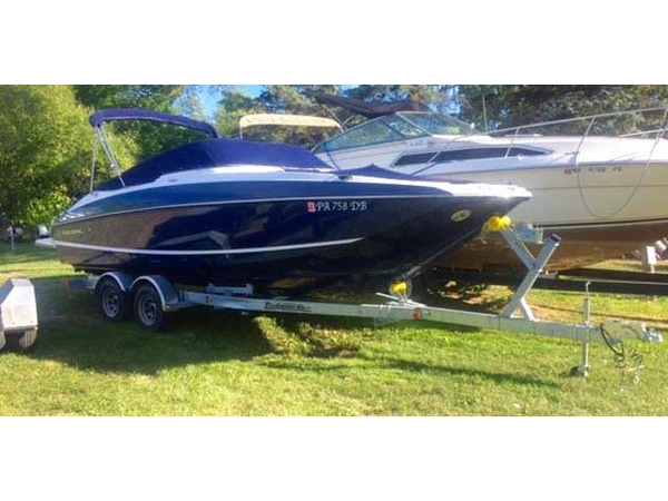 Used Regal 2520 FastDeck Cruiser Boat For Sale