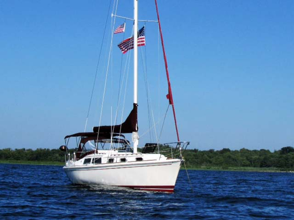 Used Allmand 31 Cruiser Sailboat For Sale