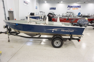 Used Mirrocraft 3673 Laker Utility Boat For Sale
