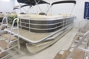 New Cypress Cay Seabreeze 230 Pontoon Boat For Sale