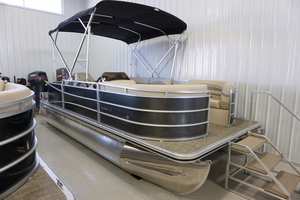 New Cypress Cay Seabreeze 210 Pontoon Boat For Sale