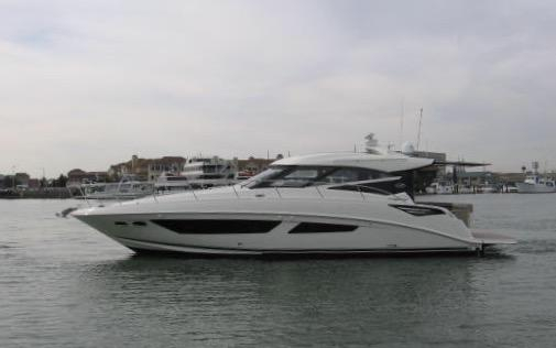 Used Sea Ray Sport 470 Sundancer Motor Yacht For Sale