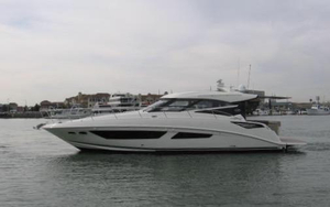 New Sea Ray Sport 470 Sundancer Motor Yacht For Sale