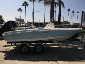 New Boston Whaler 180 Dauntless Center Console Fishing Boat For Sale