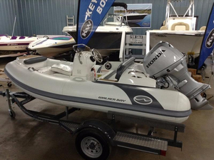 New Walker Bay Generation 340 DLX Rigid Sports Inflatable Boat For Sale