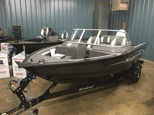 New Mirrocraft Dual Impact Fish & Ski Series 1766 Ski and Fish Boat For Sale