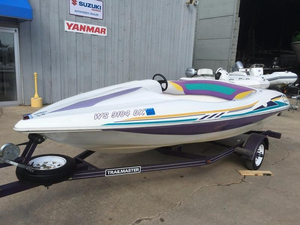 Used Euroline Cyclone S Jet Boat For Sale
