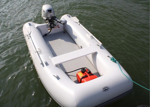 New Walker Bay Odyssey Air Roll-Up 270 AF Rigid Sports Inflatable Boat For Sale
