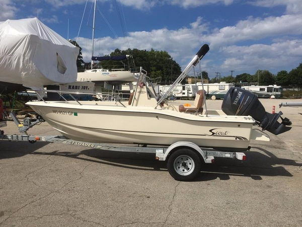 Used Scout Boats 175 Sportfish Center Console Fishing Boat For Sale