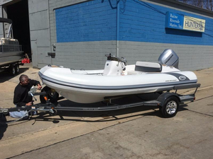 New Walker Bay Generation 450 DLX Rigid Sports Inflatable Boat For Sale