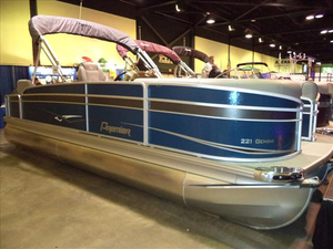 New Premier 221 Gemini Pontoon Boat For Sale