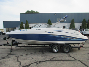 Used Yamaha SX 230 Jet Boat For Sale