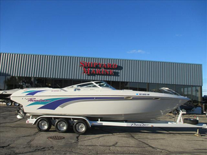 Used Powerquest 290 Enticer Cruiser Boat For Sale