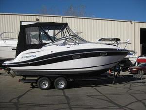 Used Four Winns 258 Vista Cruiser Boat For Sale