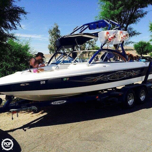 Used Tige 22i Ski and Wakeboard Boat For Sale
