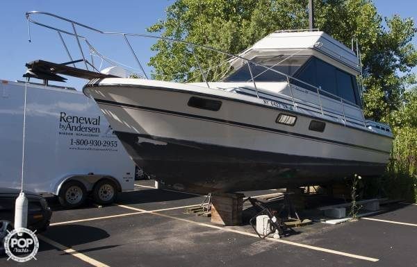 Used Thompson 288 Adventurer Sports Fishing Boat For Sale