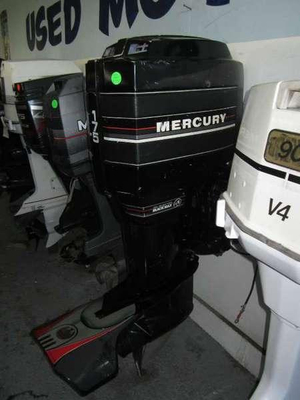 Used Mercury Marine 175 BlackMax Unspecified Boat For Sale