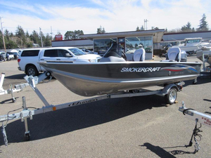 New Smokercraft 14' Pro Mag S/C Aluminum Fishing Boat For Sale