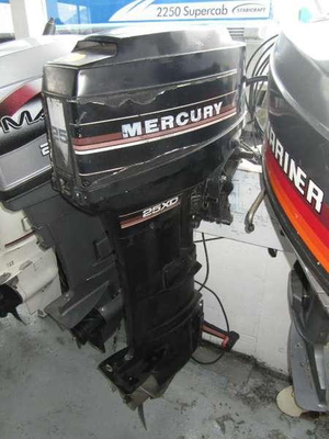 Used Mercury Marine 25XD Other Boat For Sale