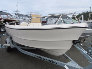 New Arima 17' Sea Angler C/C Center Console Fishing Boat For Sale