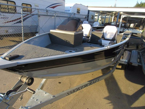 New Smokercraft 151 Resorter Bass Boat For Sale