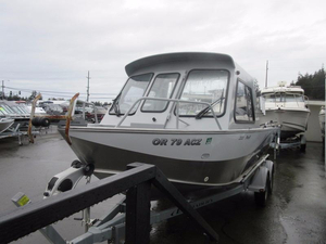 Used Hewescraft 200 Pro V HT Aluminum Fishing Boat For Sale